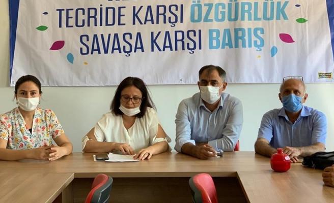 HDP Şanlıurfa il eş başkanından '1 Eylül' açıklaması