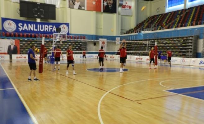 Haliliye Belediyespor Türkiye Kupasında Galatasaray ile karşılaşacak