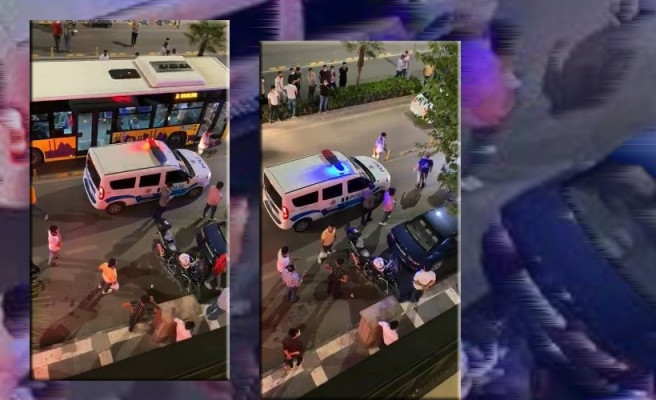 Urfa'da cadde ortasında silahlı kavga! Yaralı var