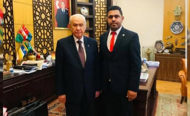 MHP Ceylanpınar İlçe Başkanlığında bir istifa daha!