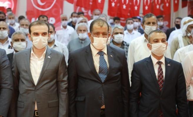 MHP'de kongre heyecanı: İlçe Başkanı belli oldu