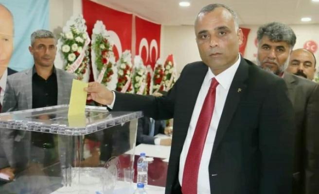 MHP Akçakale İlçe Kongresi yapıldı