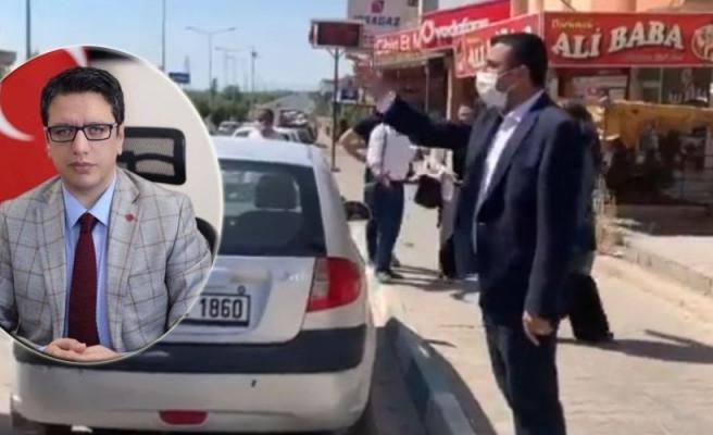 Belediye başkanından Urfa vekiline