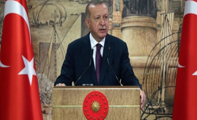 Cumhurbaşkanı Erdoğan, Müjdeyi Verdi