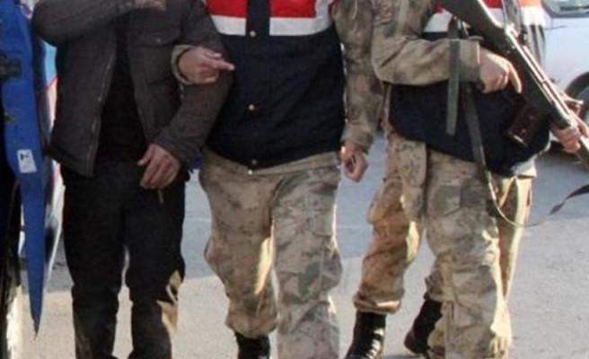 Tel Abyad'da PKK'lı bir terörist yakalandı