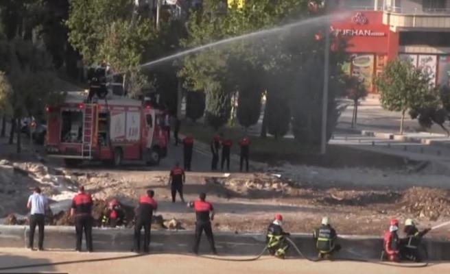 Urfa'da doğalgaz patlaması sonrası uyarı geldi!