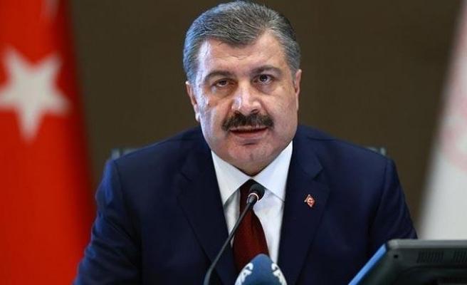 Sağlık Bakanından Şanlıurfa açıklaması: 300 ekip sahada!
