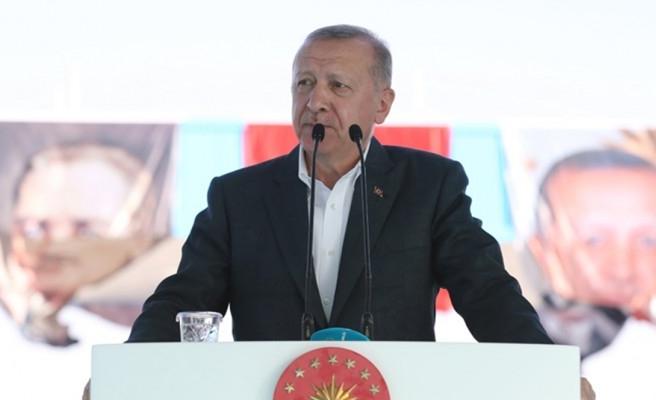 Erken seçim iddialarına Erdoğan'dan yanıt geldi