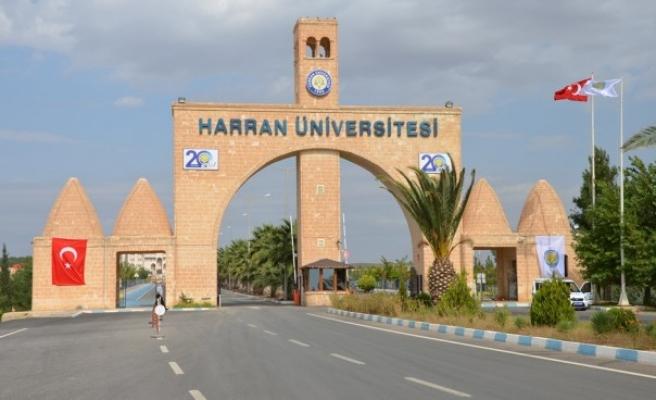 Harran Üniversitesi dekanı