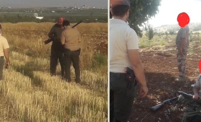 Şanlıurfa'da 3 avcıya ceza kesildi!