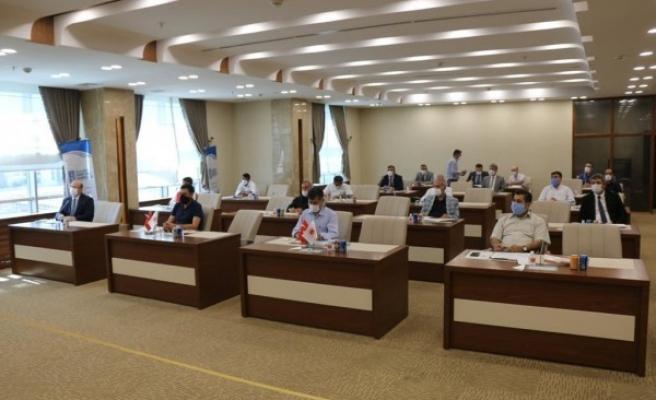 Urfa'da Koruma Kurulu toplantısı yapıldı