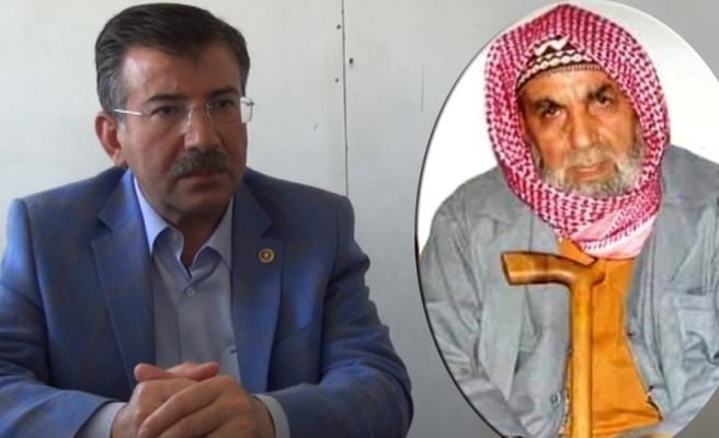 AK Parti Urfa Milletvekili'nin acı günü