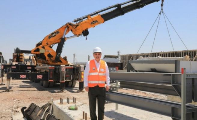 Beyazgül'den beton santrali açıklaması