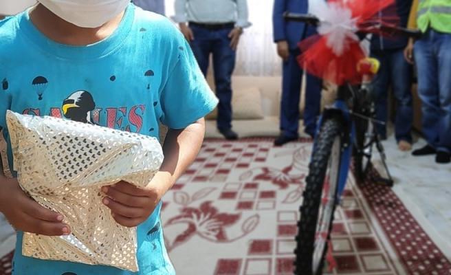 Urfa'da çocuklar için