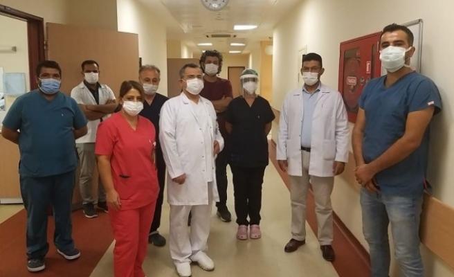 Harran Üniversitesi Hastanesi psikiyatride de iddialı