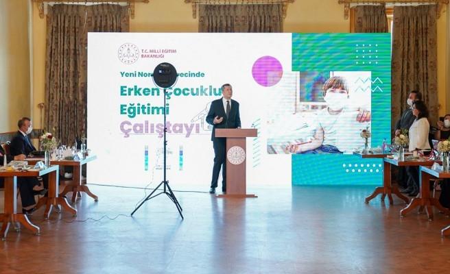 Kritik toplantı: Çocukların eğitimi için öneriler görüşüldü
