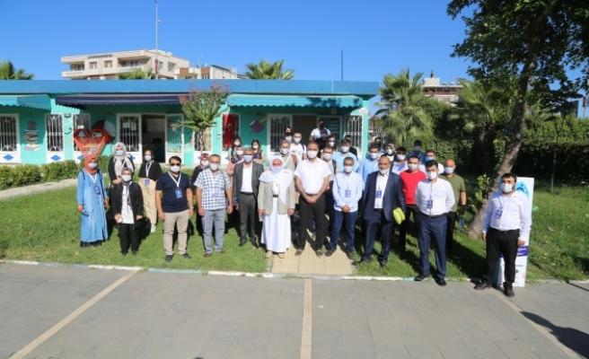 Eyyübiye'den Ayasofya'ya yolculuk: 50 talihli gönderildi
