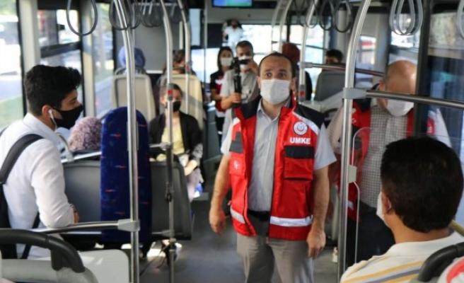 İl Sağlık Müdürü Şanlıurfa'da denetime çıktı