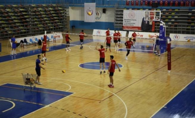 Urfa ekibi Altekma'ya hazırlanıyor