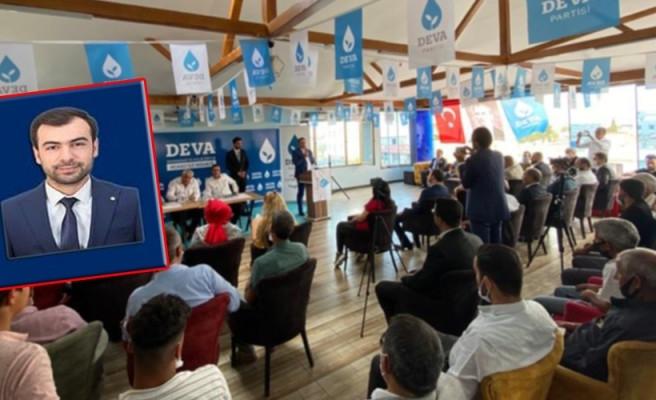 DEVA Partisi Suruç İlçe Başkanı belli oldu!