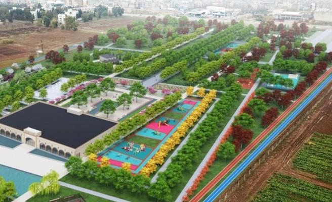 Bölgenin en büyüğü Urfa'nın ilçesinde yapılacak