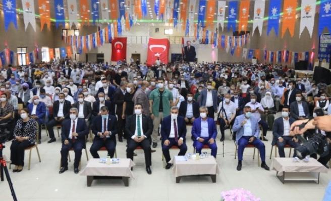 Viranşehir'de AK Parti İlçe Başkanı belli oldu