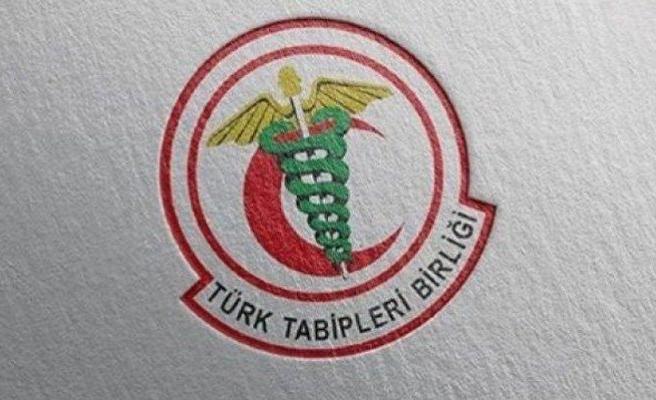 TTB: Son 24 saatte 5 sağlık çalışanı vefat etti