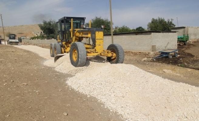 Eyyübiye'de kış öncesi hazırlıklar sürüyor