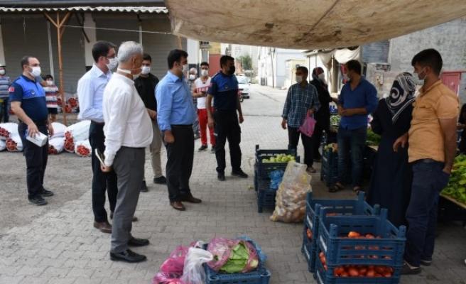 Urfa'da 2 bin personel denetledi! Cezalar kesildi