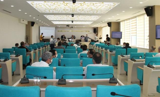 Büyükşehir Belediyesi Meclis Toplantısı gerçekleşti