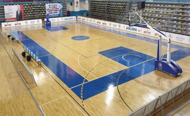 11 Nisan Spor Salonunda yenileme çalışması yapıldı