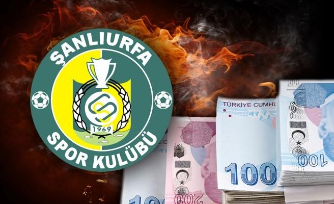 Urfaspor'da kongre yine ertelendi: İşte kulübün borcu