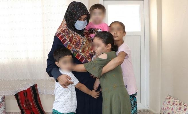 Urfa'da vahşet iddia: Eşine ve çocuklarına işkence etti