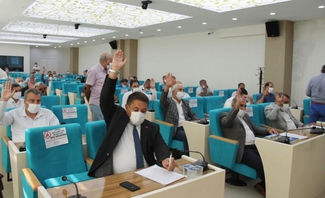 Urfa Meclisinde Kaşmer Dağı Projesi onaylandı