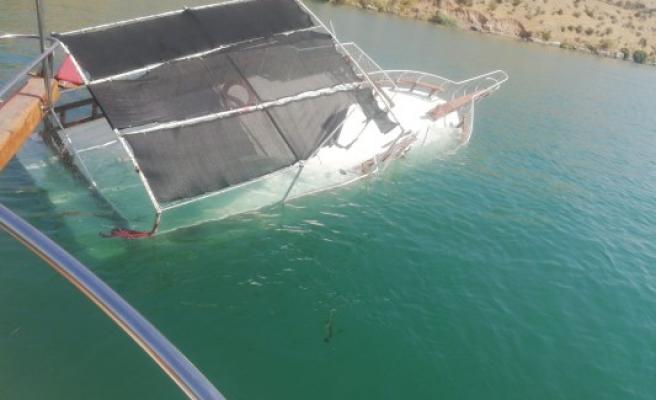 Halfeti'de tekne neden battı? İfadeler alındı...