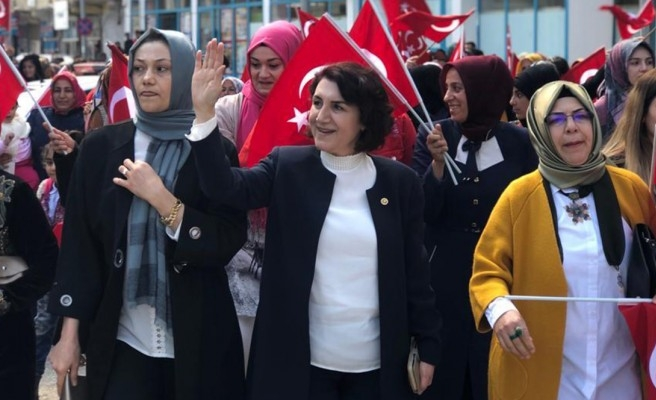 AK Partili Açanal'dan Gaziler Günü için mesaj