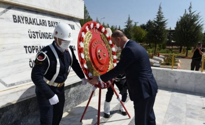 Şanlıurfa'da Gaziler için tören düzenlendi