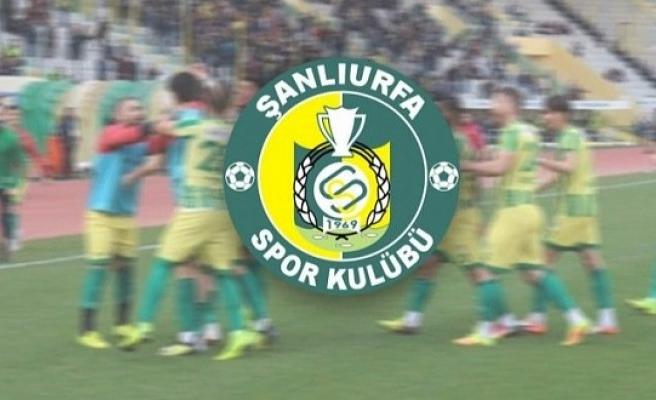 Şanlıurfaspor ilk maçında 7 gol yedi