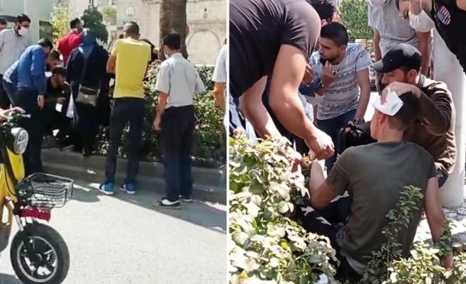 Şanlıurfa'da kaza: Çarpıp kaçtı iddiası