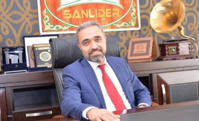 ŞANLIDER Başkanı: Urfa'nın Antep ile yarış içinde olması komik