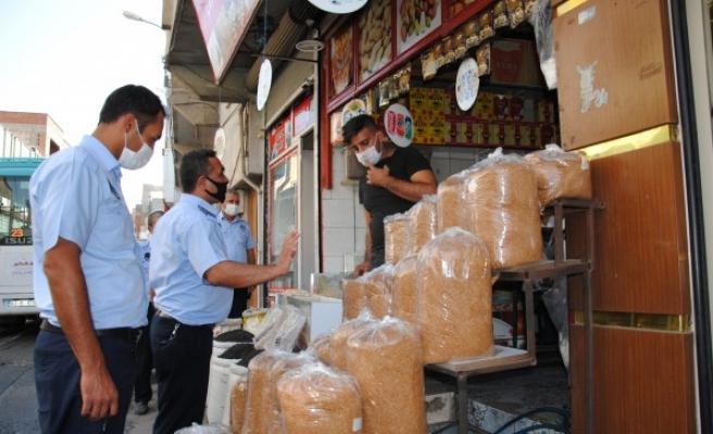 Urfa'da kaldırım işgallerine sınırlama: Cezalar kesilecek