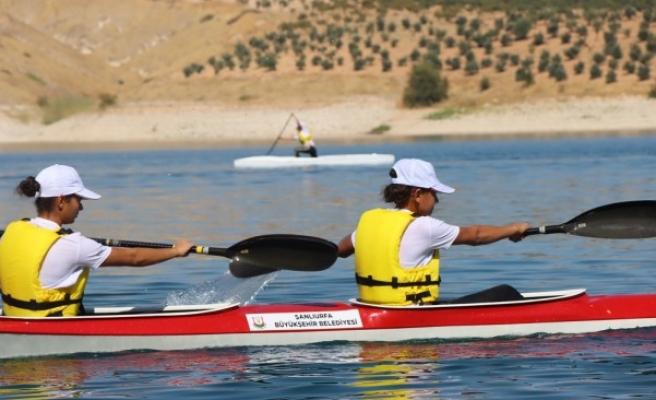 Avrupa Spor Haftası Urfa'da başladı