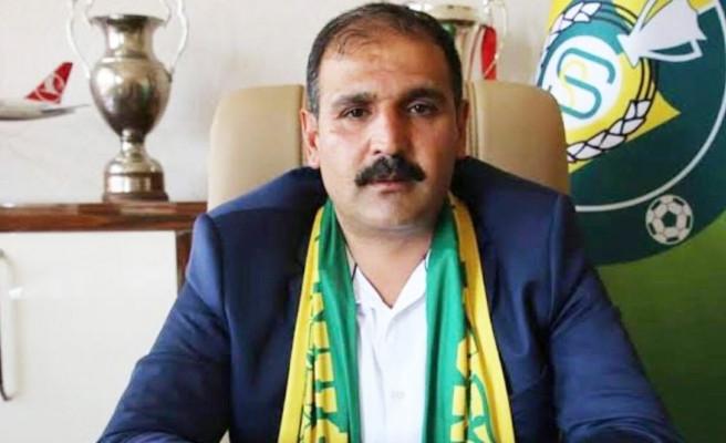 Şanlıurfaspor'da yeni başkan belli oldu
