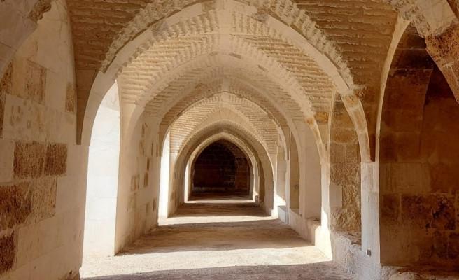 Urfa'daki tarihi handa restorasyon yapıldı