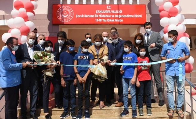 Şanlıurfa'da çocukların korunması için birim açıldı