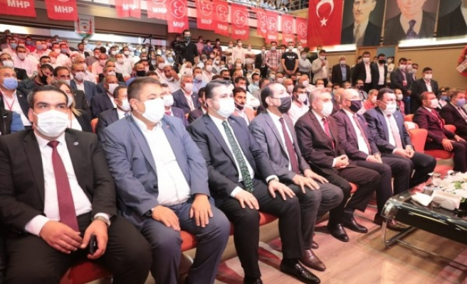 MHP Şanlıurfa İl Başkanı belli oldu