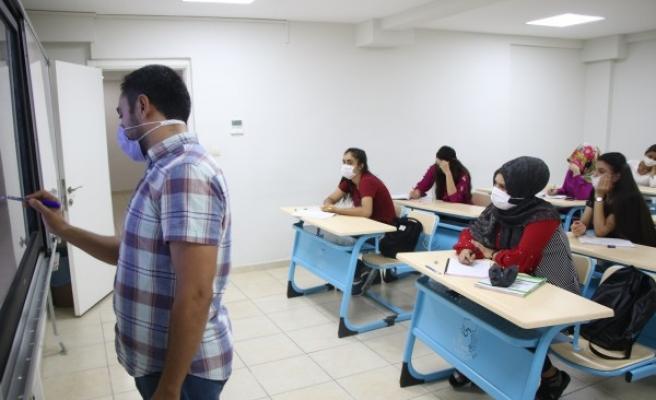 Haliliye'de eğitime destek: Kurslar sürüyor