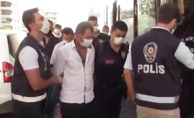 Urfa merkezli büyük operasyon: 34 tutuklama
