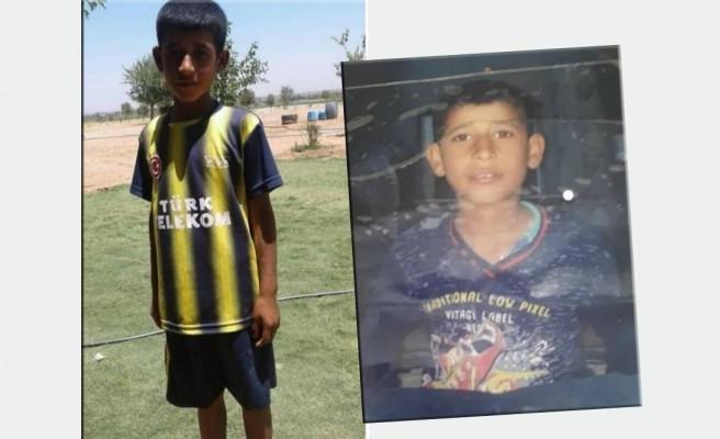 Şanlıurfa'da 14 yaşındaki çocuk kayboldu!