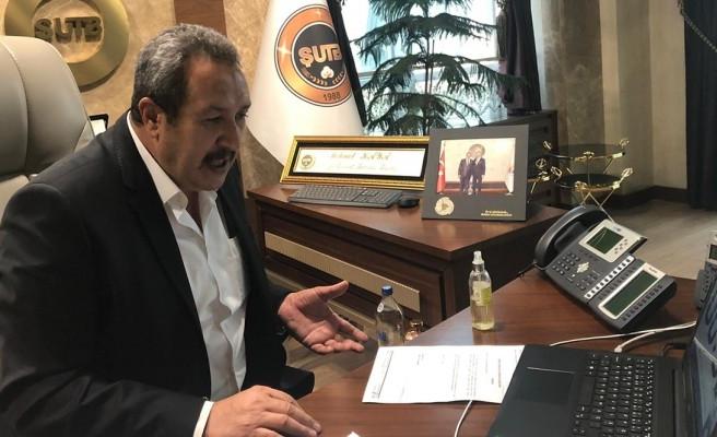 Urfa'nın talep, öneri ve sıkıntıları TOBB'a iletildi